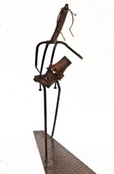 2010, welded steel scrap, 40 in.